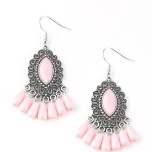💍 5 for $25 sale! 💍 Pink Earrings